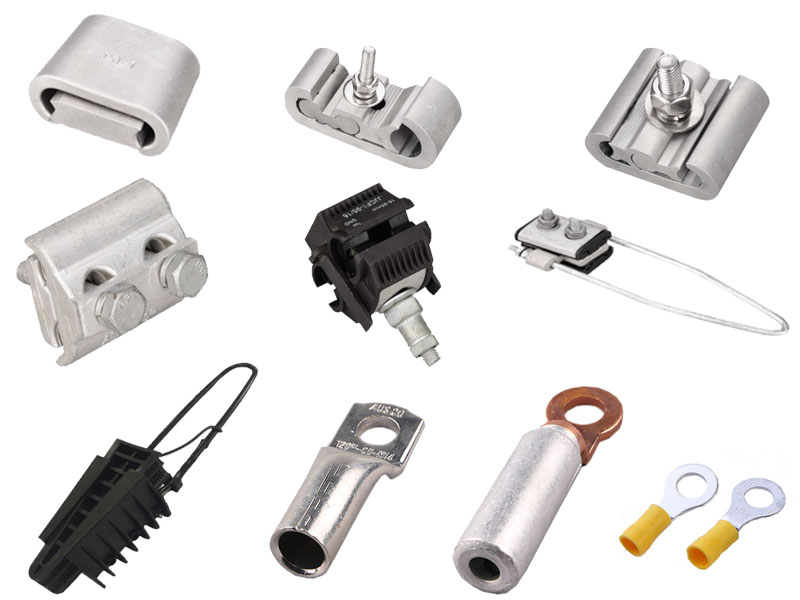 Electrical power fittings